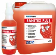 LAKMA SANITEX PLUS do sanitariatów 1L